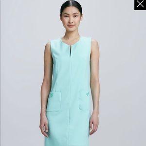Kate spade tali sleeveless front shift dress 8